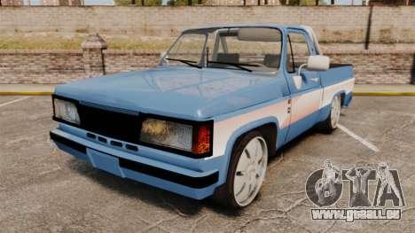 Chevrolet D-20 Custom pour GTA 4
