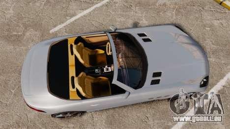 GTA V Benefactor Surano v3.0 pour GTA 4 est un droit