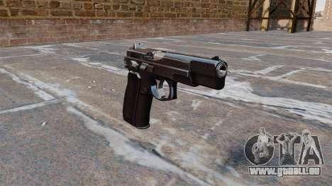Pistolet Cz75 pour GTA 4