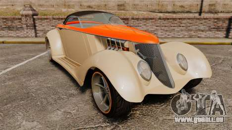Ford Roadster 1936 Chip Foose 2006 pour GTA 4