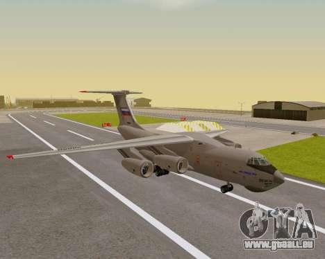 Il-76md-90 (IL-476) pour GTA San Andreas