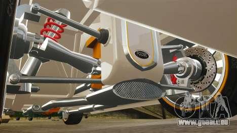Ford Roadster 1936 Chip Foose 2006 pour GTA 4 est une vue de dessous