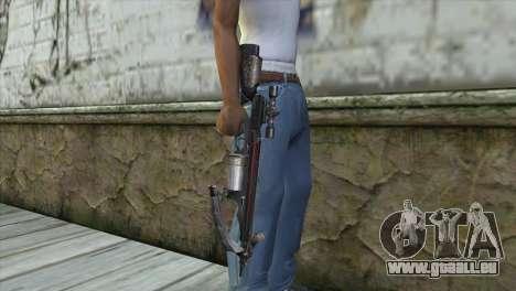 Arbalète pour GTA San Andreas troisième écran