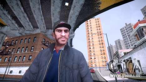 GTA HD Mod pour GTA 4