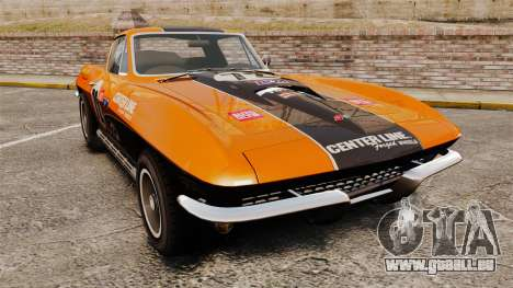Chevrolet Corvette C2 1967 für GTA 4