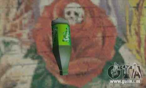 Botol Air Minum für GTA San Andreas
