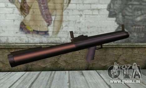 M72 pour GTA San Andreas deuxième écran