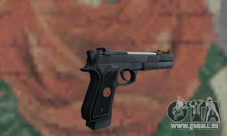 Samurai Edge für GTA San Andreas zweiten Screenshot