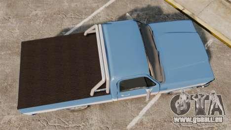 Chevrolet D-20 Custom pour GTA 4 est un droit