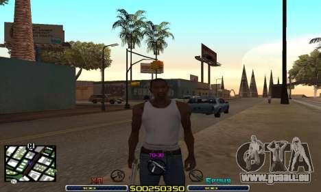 C-HUD Swat pour GTA San Andreas