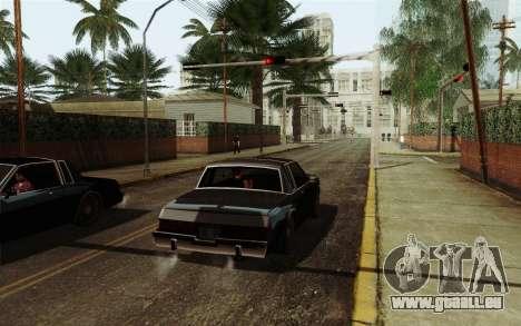 ENB HD CUDA v.2.5 for SAMP pour GTA San Andreas septième écran