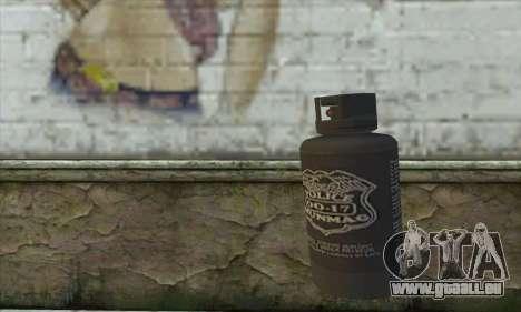Spray из Postal 3 pour GTA San Andreas