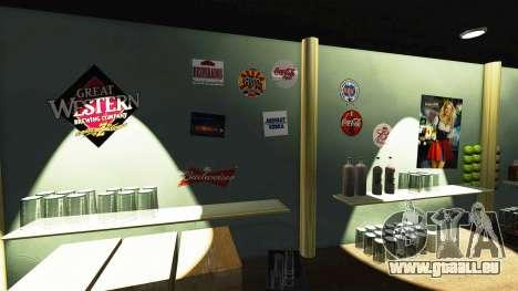 Ein neues cafe-Hard-Rock- für GTA 4 weiter Screenshot