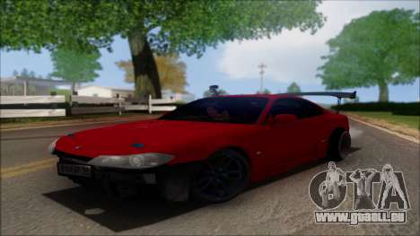 Nissan Silvia S15 V2 pour GTA San Andreas