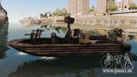 Navy SEALs SOC-R pour GTA 4 est une gauche