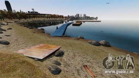 Arena für den Kampf gegen Fahrzeuge für GTA 4 dritte Screenshot
