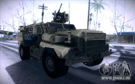MRAP BF4 für GTA San Andreas