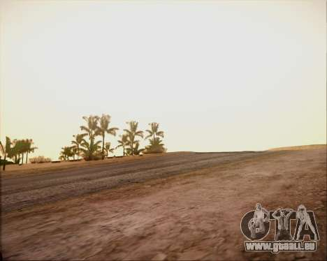SA Graphics HD v 4.0 für GTA San Andreas fünften Screenshot