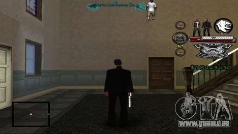 Hud By Tony pour GTA San Andreas