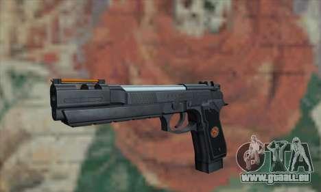 Samurai Edge pour GTA San Andreas