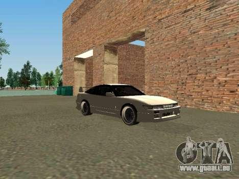 Nissan Sileighty pour GTA San Andreas