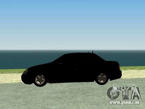 VAZ Priora 2170 für GTA San Andreas rechten Ansicht