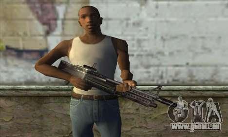 Arme pour GTA San Andreas troisième écran