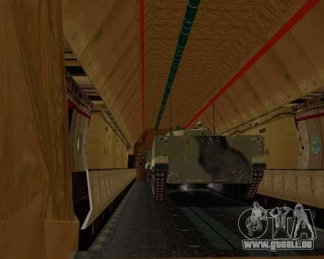 Il-76md-90 (IL-476) pour GTA San Andreas salon