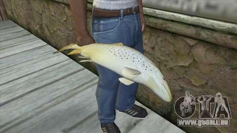 Fisch für GTA San Andreas dritten Screenshot