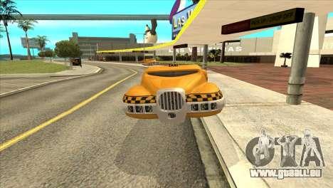 Taxi 5 Element pour GTA San Andreas