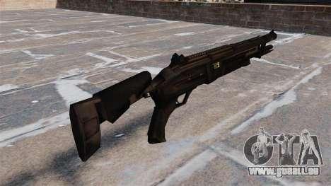 Fusil de chasse XM2014 pour GTA 4 secondes d'écran