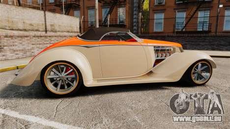 Ford Roadster 1936 Chip Foose 2006 pour GTA 4 est une gauche