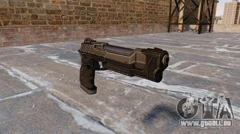 Pistolet de Desert Eagle Crysis 2 pour GTA 4