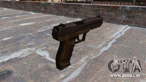 Waffe Crysis 2 v2. 0 für GTA 4 Sekunden Bildschirm