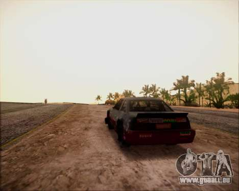 SA Graphics HD v 4.0 für GTA San Andreas dritten Screenshot