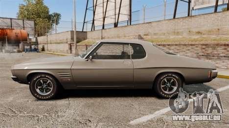 Holden Monaro GTS 1971 für GTA 4 linke Ansicht