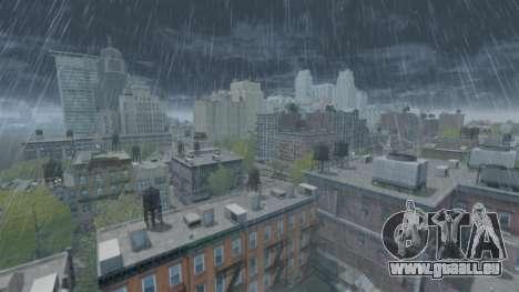 Météo Japon pour GTA 4 troisième écran
