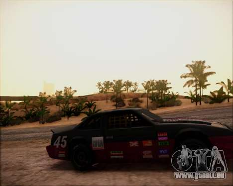 SA Graphics HD v 4.0 für GTA San Andreas her Screenshot