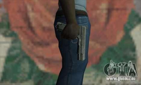 Waffe für GTA San Andreas dritten Screenshot