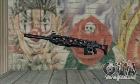 Gauss Kanone von Stalker für GTA San Andreas