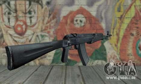 L'AK47 de S.T.A.L.K.E.R. pour GTA San Andreas deuxième écran