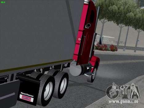 Freightliner FLD 120 pour GTA San Andreas vue de droite