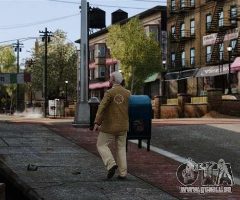 La Croix Rouge pour GTA 4 secondes d'écran