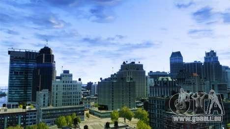 Météo en Egypte pour GTA 4 troisième écran