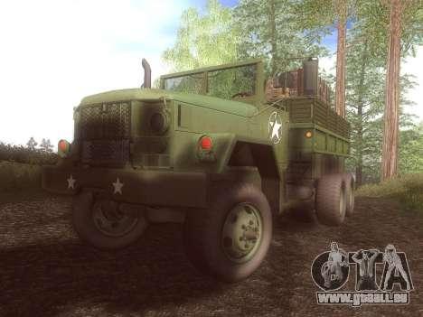 M35A2 für GTA San Andreas