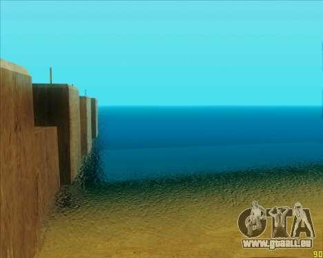 ENB HD CUDA v.2.5 for SAMP pour GTA San Andreas neuvième écran