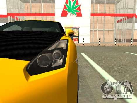 Nissan GT-R AMS Alpha 12 für GTA San Andreas rechten Ansicht