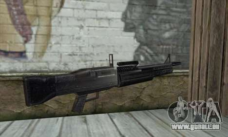 Arme pour GTA San Andreas deuxième écran