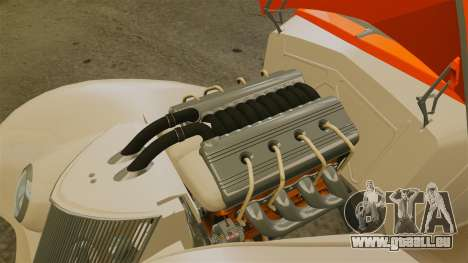 Ford Roadster 1936 Chip Foose 2006 pour GTA 4 Vue arrière