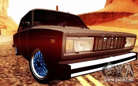 VAZ 2105 Stance pour GTA San Andreas